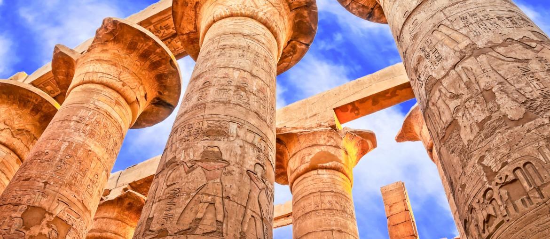 Karnak-tempelet i Luxor