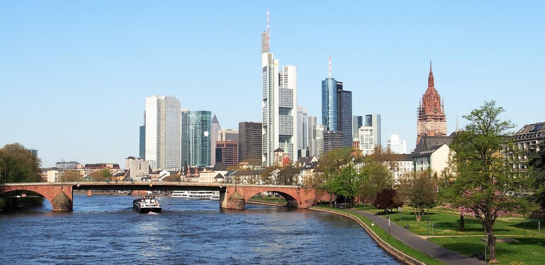 Frankfurt, Tyskland
