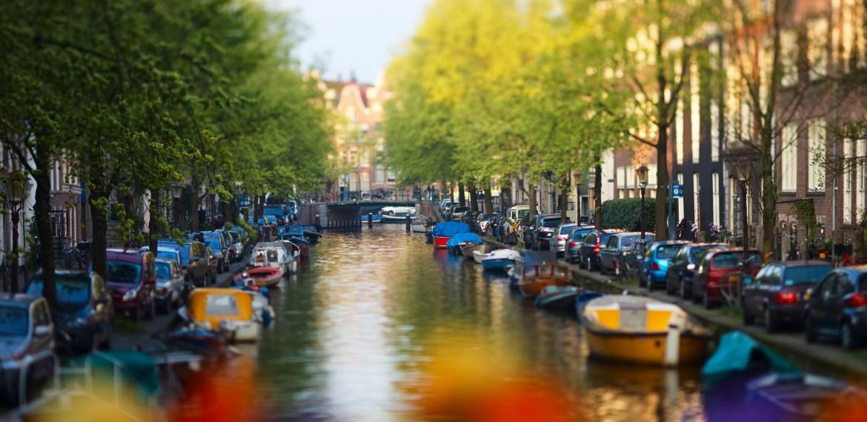 kanalturer i amsterdam