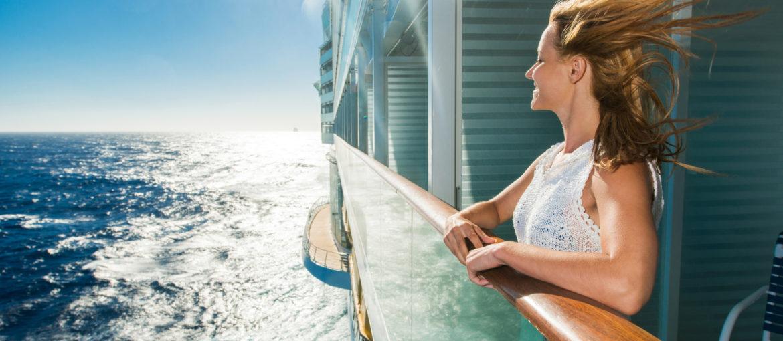 Cruise verden rundt