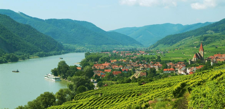 Elvecruise på Donau, Main og Rhinen