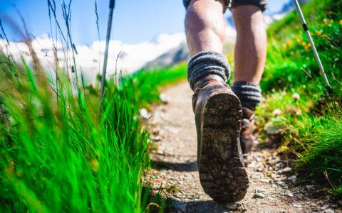 aktiv fottur vandretur støvler sti fjelltur aktiv ferie