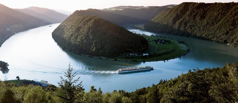 Elvecruise på Donau