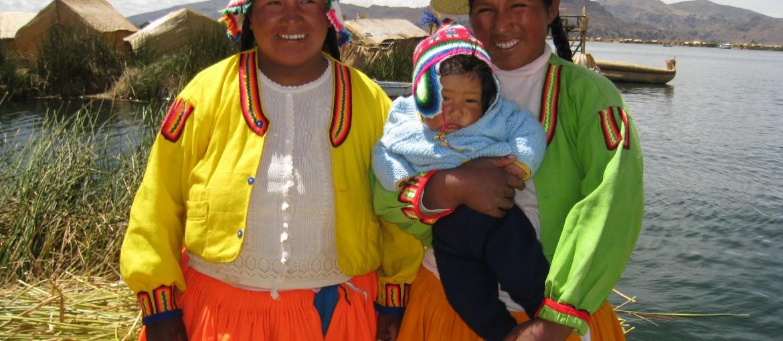 Peru mennesker Titicaca