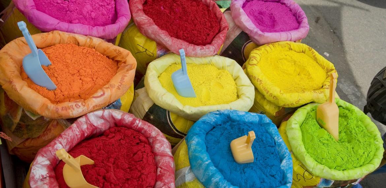Krydder fra markedet, Jaipur