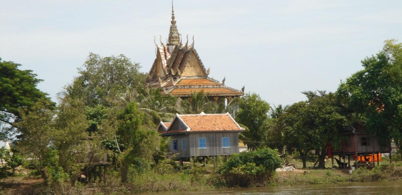 vakre hovedstad i kambodsja