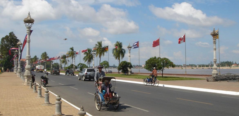 kambodsja hovedstad vakre