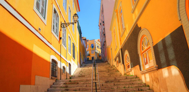 Lisboa Alfama Portugal