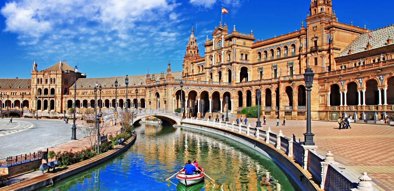 Sevilla, Spania