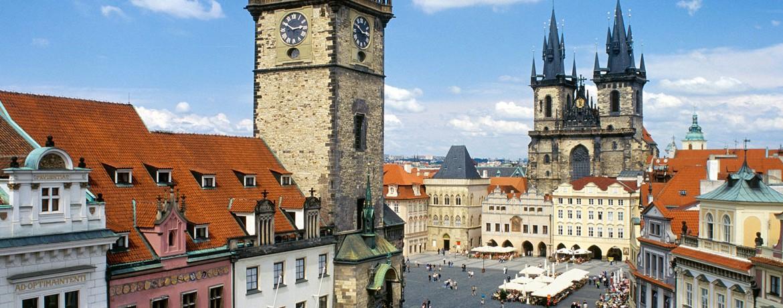 Praha torget gamlebyen