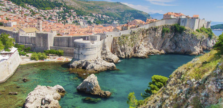 Bymuren i gamlebyen, Dubrovnik