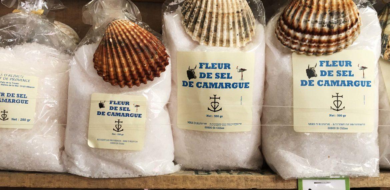 Salt fra Camargue, Frankrike