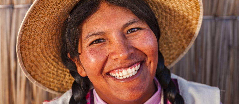 Peru kvinne