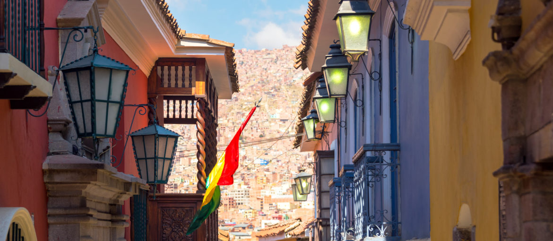 Jaen, La Paz, Bolivia