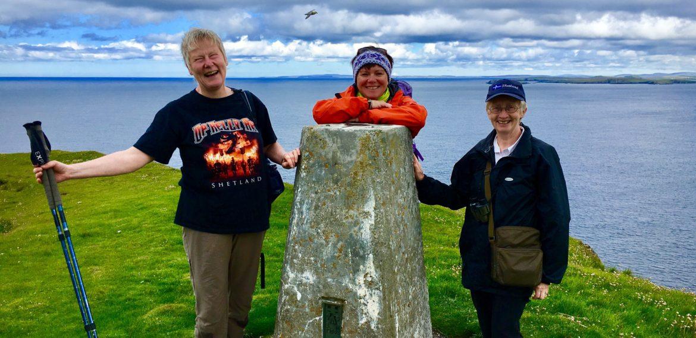 Shetland _vandring_guider