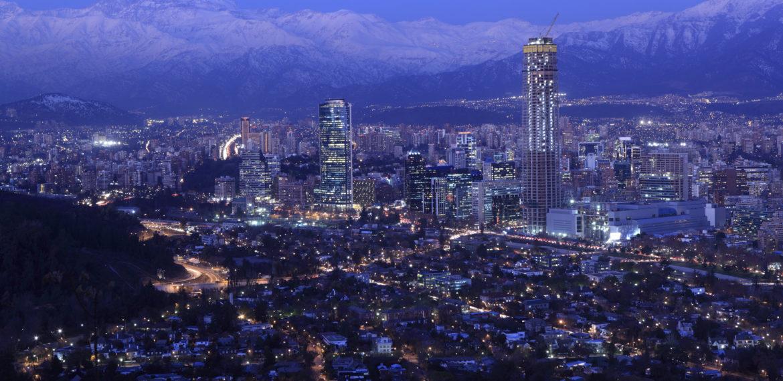 Chile Santiago Andes