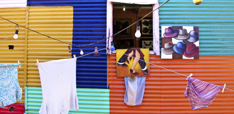 Buenos Aires La Boca Argentina