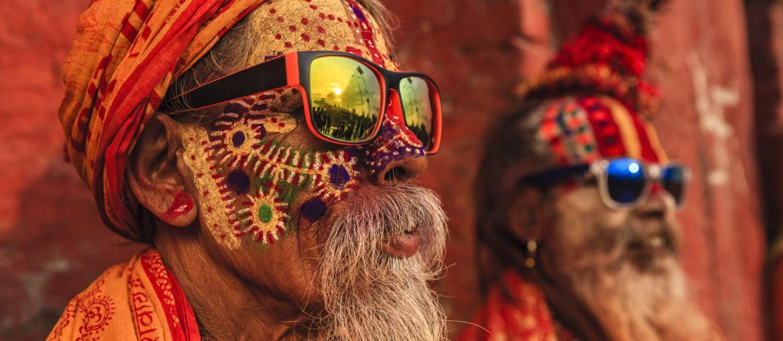 India hellige menn