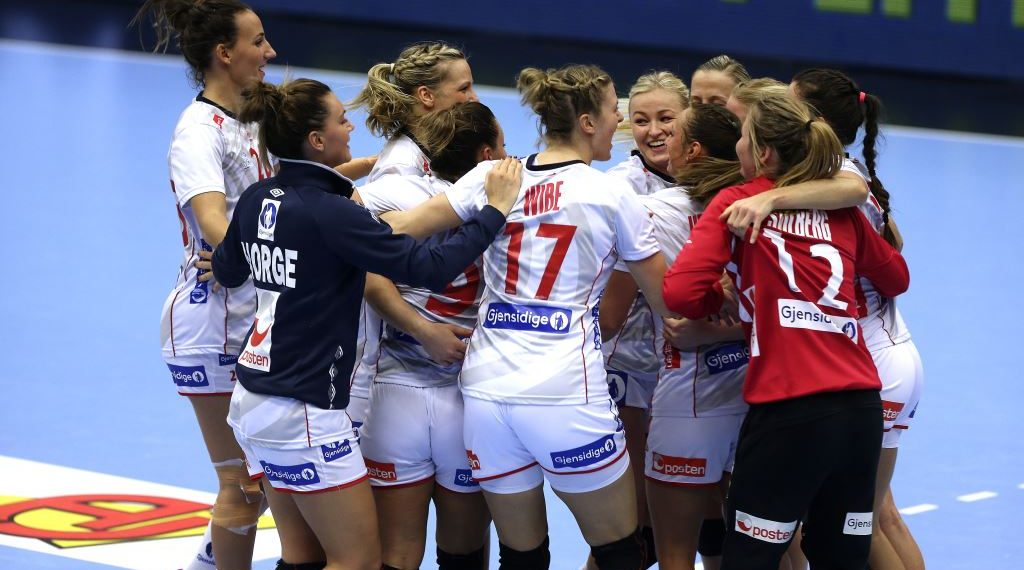 match sverige norge Kleppe/Verdalen