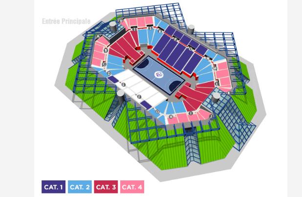 Arenakart  Paris Accorhotels Arena