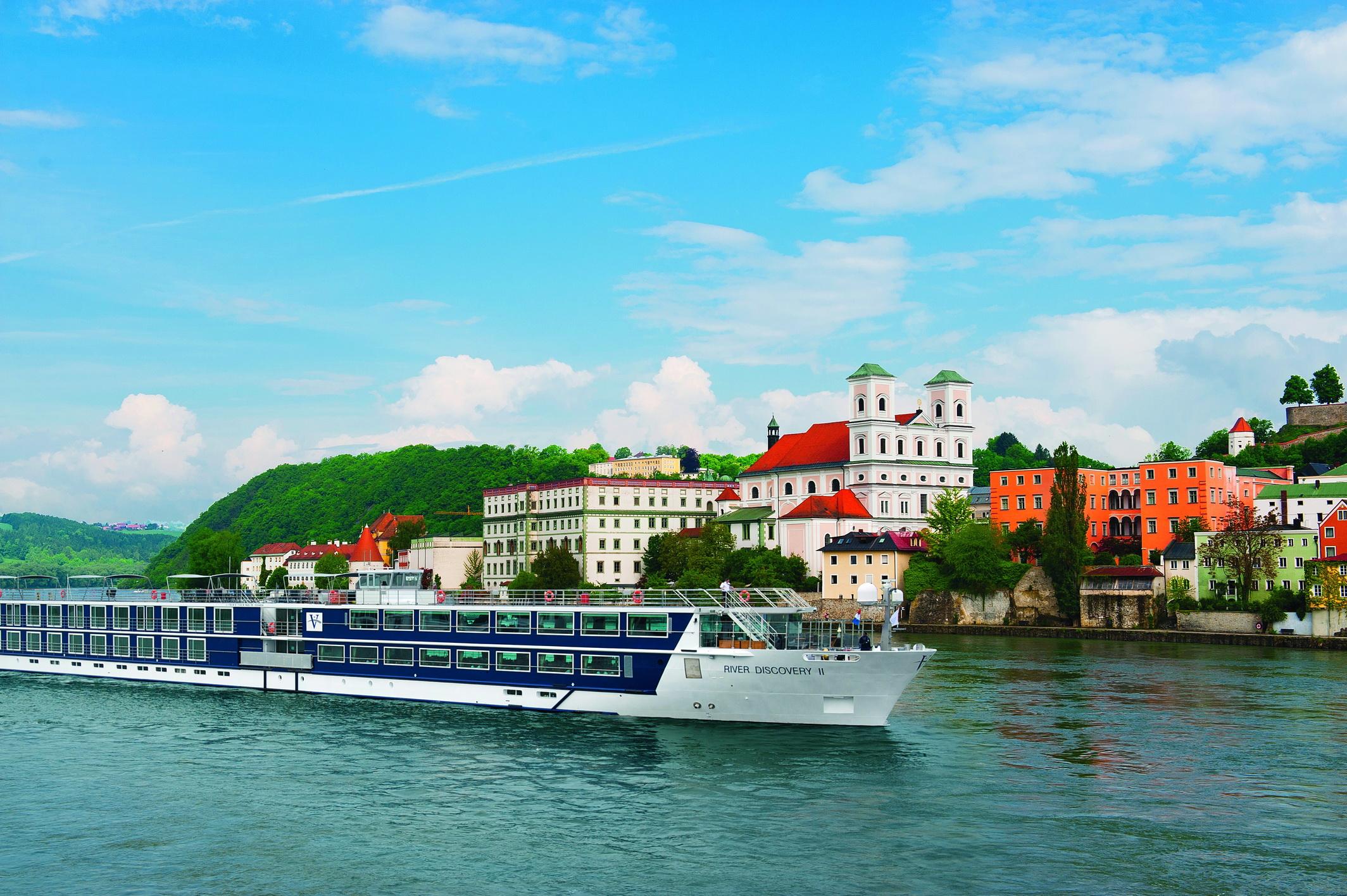 Elvecruise på Donau - norsk reiseleder - helpensjon og utflukter inkludert