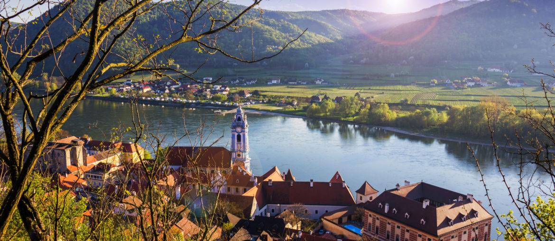 Durnstein, Wachaudalen i Østerrike