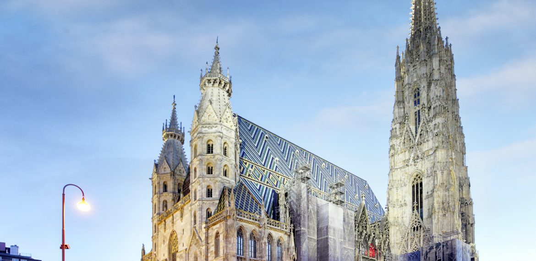 St. Stefan katedralen Wien