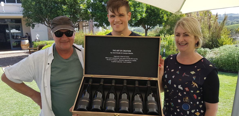 Sør-Afrika vin
