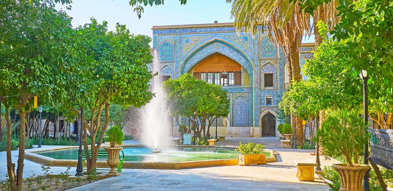 Madraseh-ye Khan, Shiraz, Iran