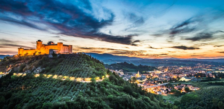 Italia-Spoleto