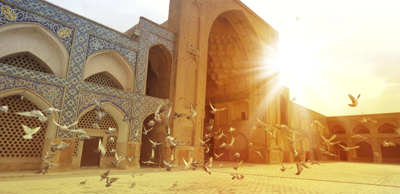 Masjid-i Jami, Isfahan, Iran