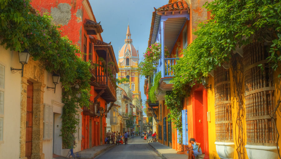 Katedralen i Cartagena