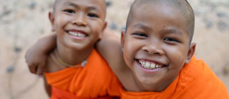 Kambodsja barn