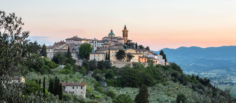 Trevi, Umbria
