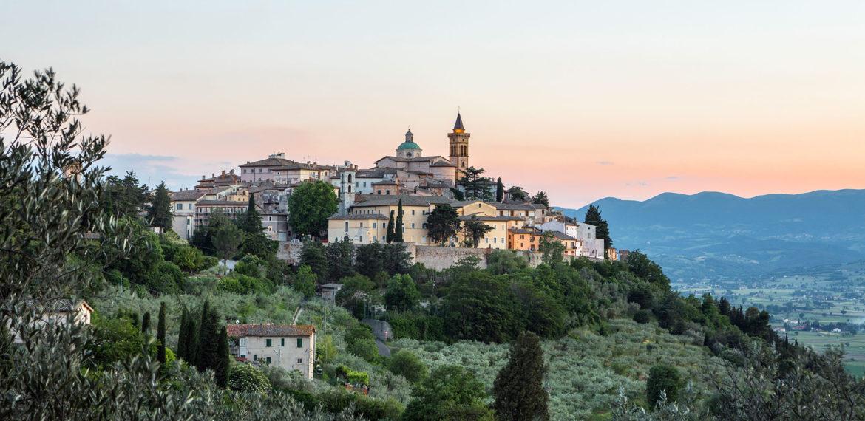 Italia-Trevi-Umbria