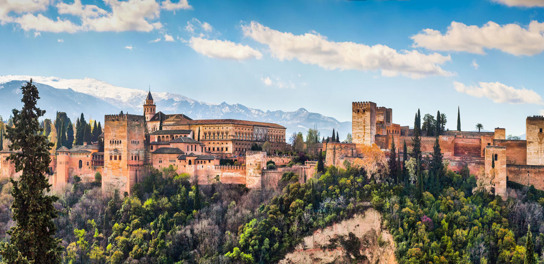 Spania-Granada-Alhambra