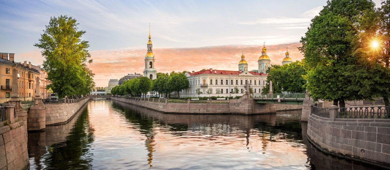 Elvecruise på russiske vannveier