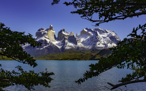 Torres Del Paine National Park Chile Patagonia