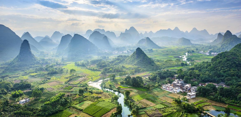 Guilin Li Kina Yangshuo