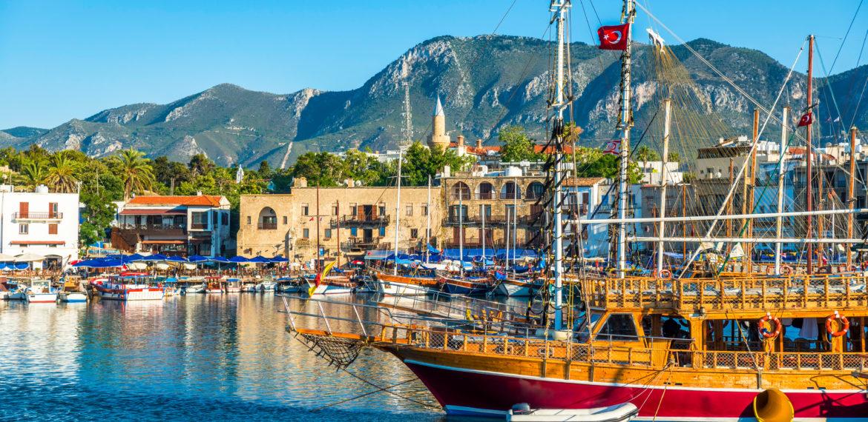 Kypros_Kyrenia_havna
