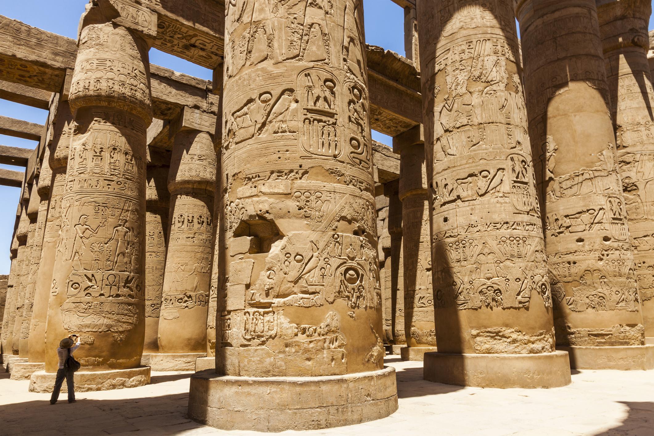 Karnak-tempelet, Luxor