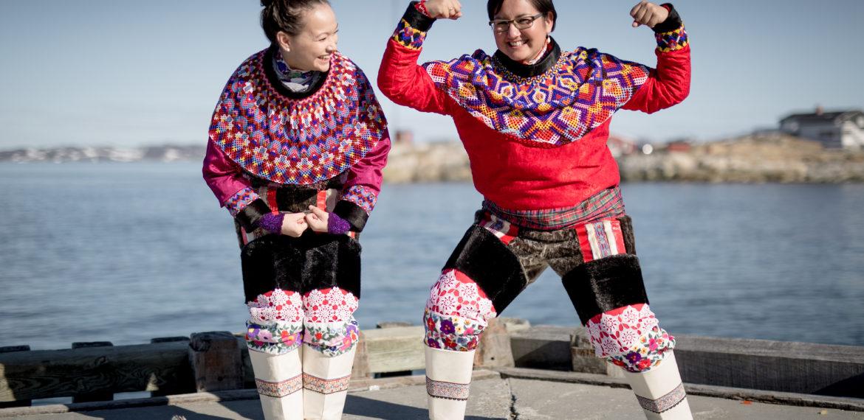 Grønland Nasjonaldrakt Foto: Mads Pihl - Visit Greenland