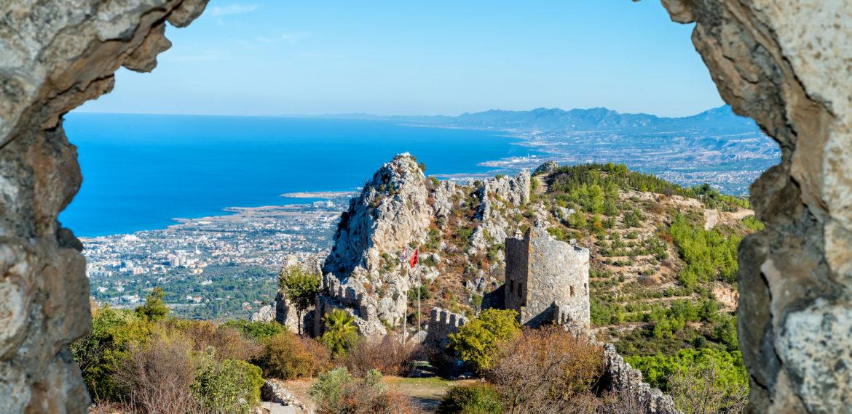 Saint Hilarion Castle, Cyprus