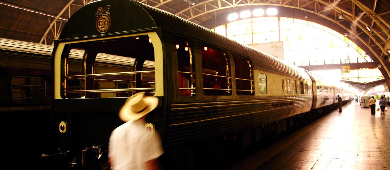 Orientekspressen Eastern & Oriental tog
