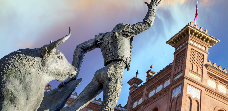 Plaza de Las Ventas i Madrid