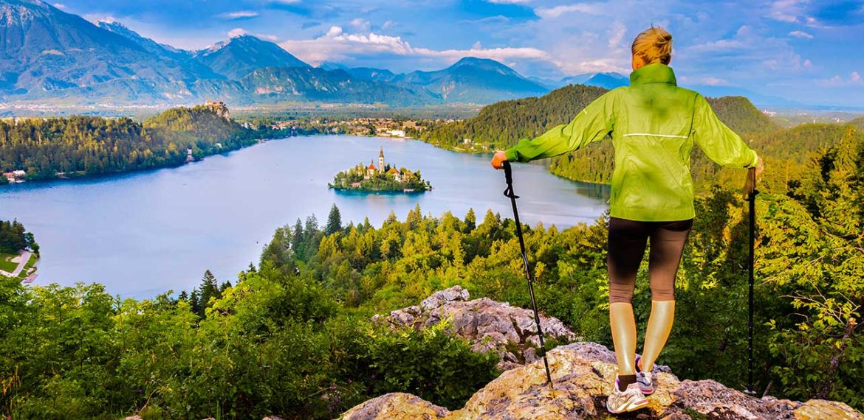 Slovenia_ lake_bled