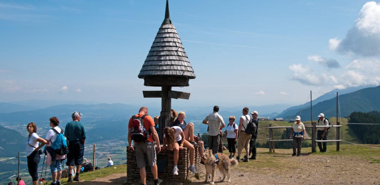 Slovenia_på grensen mellom tre land_Foto Matjaz Vidmar/Kransjka Gora Board