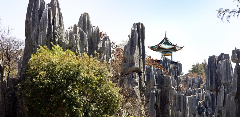 Shilin Yunnan Kina
