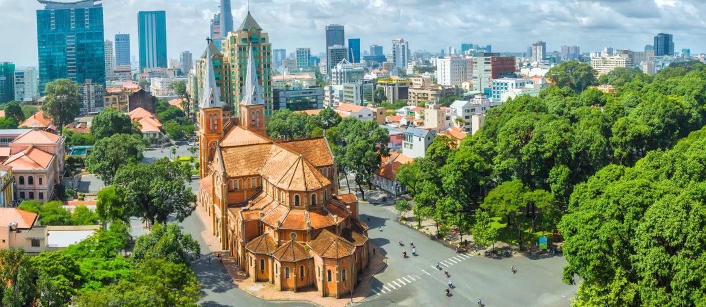 Notre Dame - Ho Chi Minh City