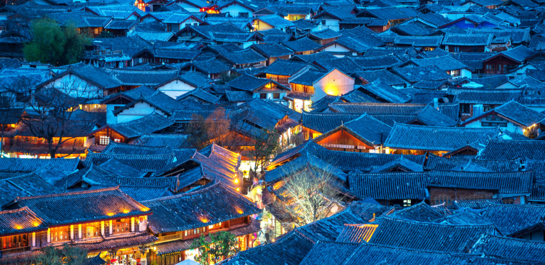 Lijiang Kina